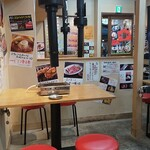 大阪焼肉・ホルモン ふたご - 店内 入口側
