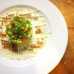 イナロ食堂 - 海老とアボカド