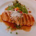 イナロ食堂 - カジキマグロのステーキ