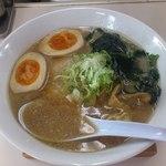 浜ちゃんラーメン - 味たまラーメン¥650