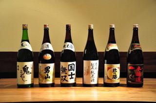 花まんまじゃが - 北海道産日本酒