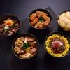 吹上庵 - 料理写真:ランチタイムの丼各種