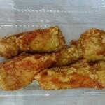 からあげ川政 - 料理写真:絶品 塩からあげ 1人前(卵・小麦粉不使用)