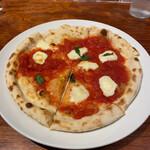 リベルタ - マルゲリータ  もちょっとチーズが欲しい!