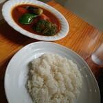 Supukarekamui - ポーク野菜カレー 202006
