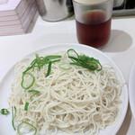 長浜ラーメン 丸羅とんこつ - 替え玉