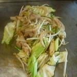 13165752 - 野菜炒め