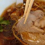 麺屋 波のおと - 料理写真:肩肉チャーシュー