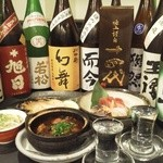 地酒と料理 高田馬場研究所