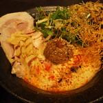 鯛担麺専門店 抱きしめ鯛 - 鯛担麺