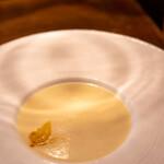 アンリロ - 2020.6 蕪のスープ カレー風味