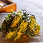 アンリロ - 2020.6 鹿沼産の旬のたっぷり野菜サラダ