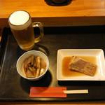 居酒屋田むら - 料理写真:今日のお通し
