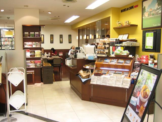 ブックス&カフェ UCC そごう大宮店 - 店舗入り口付近