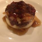 TROMPETTE - 馬肉と甘海老のタルタル