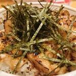 中華そばムタヒロ - 鶏マヨ丼 2020.06.17