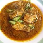 インド・パキスタン料理 ホット・スプーン - チキンマサラ(ビッグダディ作)