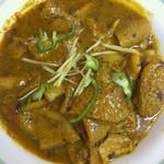 インド・パキスタン料理 ホット・スプーン - オジリー