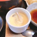 小名浜 - 優しい味付けの茶碗蒸し