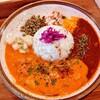 明星咖喱 - 料理写真:あいがけカレー