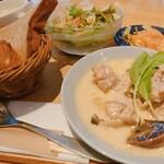 Keitto Ruokala - 選べるメインとスープの北欧ランチ