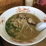 こうちゃんカレー味よし - 料理写真:ラーメン