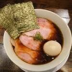 スープ&ヌードル 桜鳳 - 料理写真:特製極上再仕込み醤油らーめん