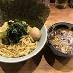 131696126 - 濃厚つけ麺 (麺固め、脂多め)