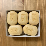 空也 - 空也もなか (10個入) ¥1,100- (税込)