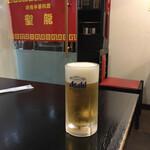 聖龍 - 生ビール