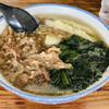 牛牛うどん - 料理写真: