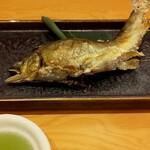 酒菜処 きっすい - 焼き魚は鮎
