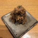 捏製作所 - 鯖山椒味噌