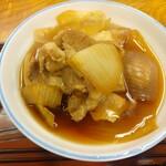 ニュー ニコニコ - 肉豆腐