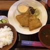 日本料理 高浜 - 料理写真:アジフライ定食700円