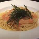 Tsuji家 - たらこのスパゲティ