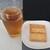 オーガニック・ワン - ドリンク写真:加賀棒茶&玄米BAR
