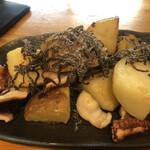 たかちゃん - タコジャガイモ
