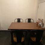 景虎 - カウンターとテーブルあり