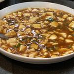 秀苑 - 料理写真:麻婆豆腐