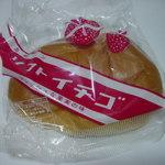 遠藤製パン所 - ソフトイチゴ