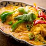 タイ料理バル タイ象 - プーパッポンカリー