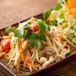 タイ料理バル タイ象 - ソムタム