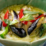 タイ料理バル タイ象 - グリーンカレー