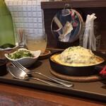 チーズ家 Quelle - 特製チーズカレーランチ(ご飯大盛り)