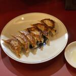 屋台餃子 - 焼き餃子