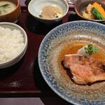131743455 - 魚の定食