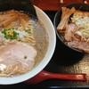 煮干し中華そば・つけ麺 海猫 - 料理写真: