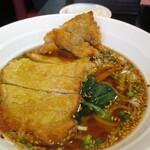 131748063 - 生姜香る排骨麺