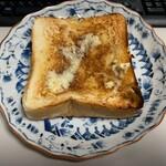 純生食パン工房 ハレパン  - 料理写真:純生食パン①